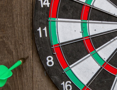 The Dartboard Approach to Marketing