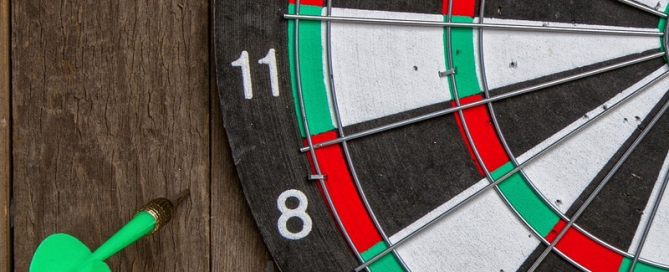 Buckaroo Marketing - The Dartboard Approach to Marketing