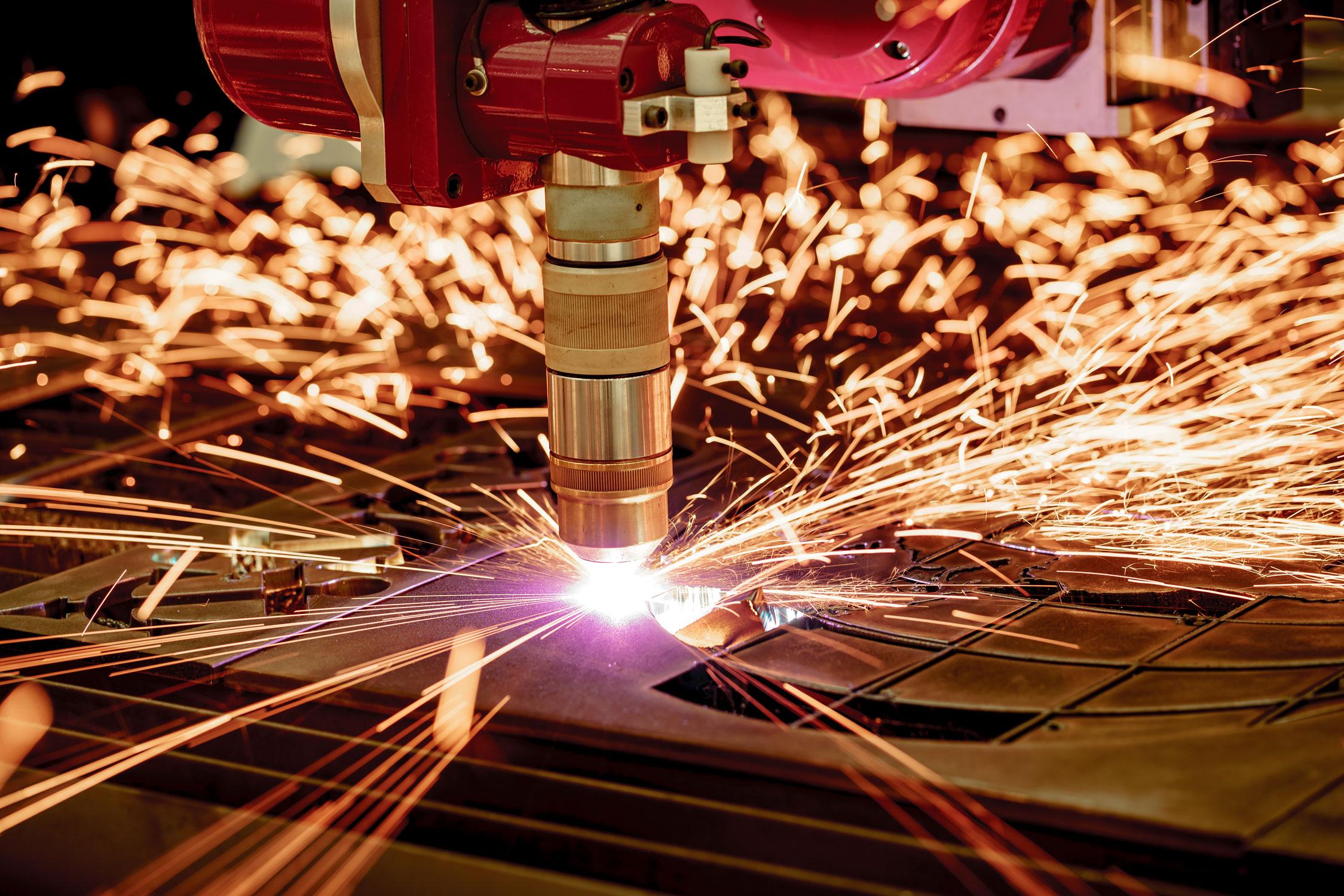 Buckaroo Marketing - Welding