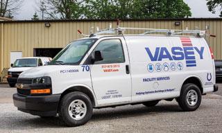 Buckaroo Marketing - VASEY Commercial Facility Solutions