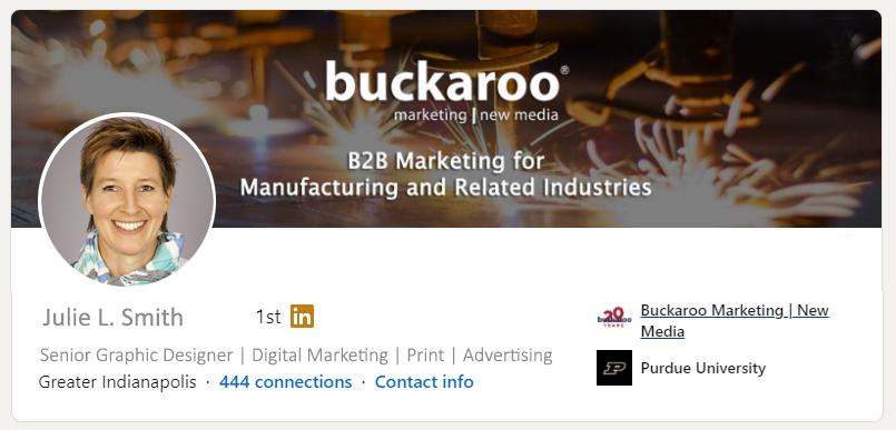 Buckaroo Marketing - LinkedIn Wallpaper