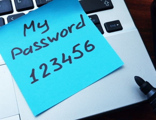 So Who Has Your Password?