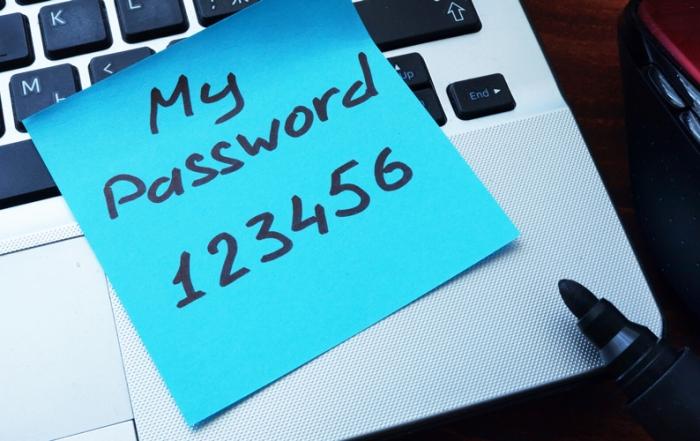 Buckaroo Marketing - My Password