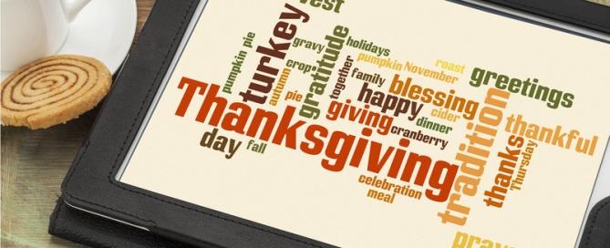 Buckaroo Marketing - Thanksgiving