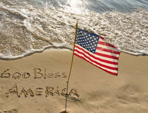 Happy Independence Day from Buckaroo!